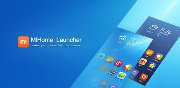 Mi Launcher 1.1.2 (Ad Free)