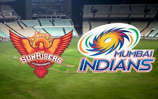 Mumbai Indians (MI) vs (SRH) Sunrisers Hyderabad