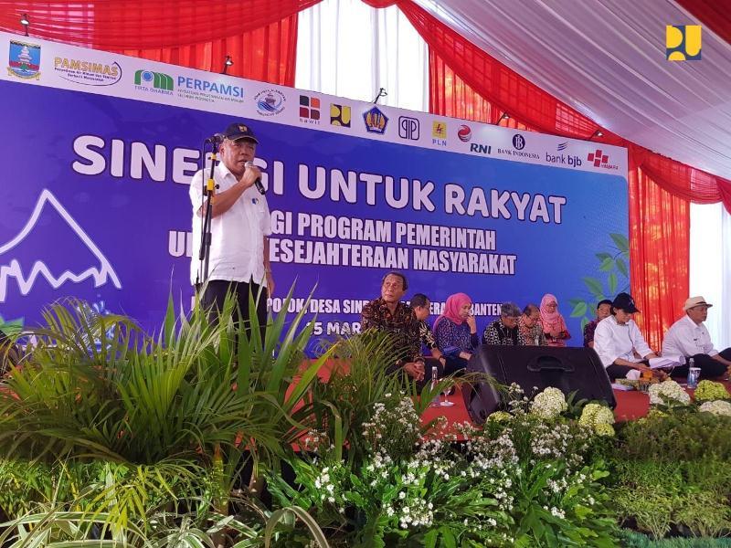 Kementerian PUPR Anggarkan Rp 9,2 Triliun Untuk Program Infrastruktur Padat Karya Tunai Tahun 2019