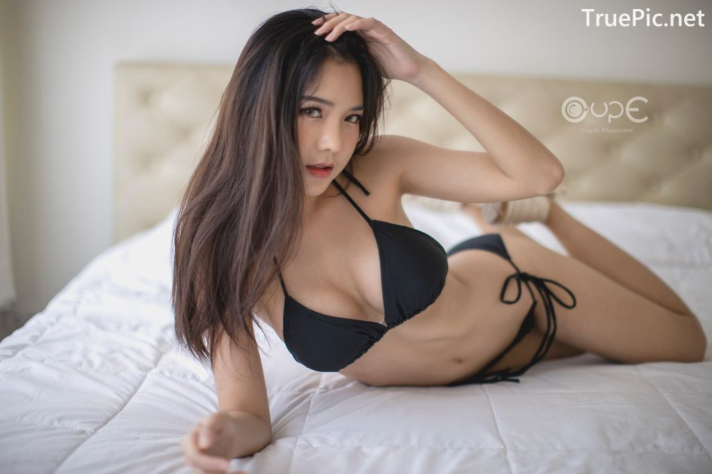 Image-Thailand-Model-Phitchamol-Srijantanet-Black-Bikini-TruePic.net- Picture-5
