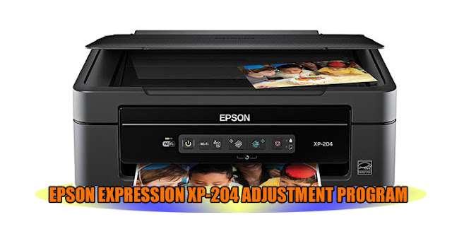 EPSON EXPRESSION XP-204 PRINTER