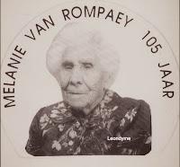 Melania Van Rompaey 1883-1992