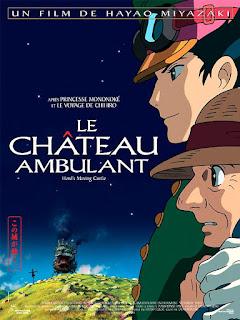 chateau ambulant animation film top classement meilleurs dvd