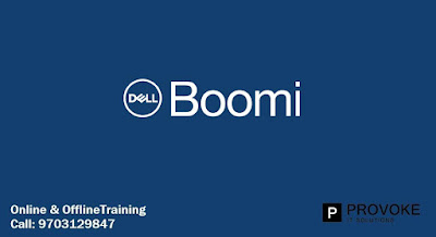Dell Boomi Training in Hyderabad