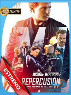 Misión: Imposible – Repercusión (2018) HD [1080p] Latino [GoogleDrive] SilvestreHD