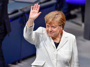 Spotlight : German Parliament Confirms Chancellor Angela Merkel For Fourth Term