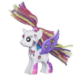 MLP Wild Rainbow Style Kit Sweetie Belle Hasbro POP Pony