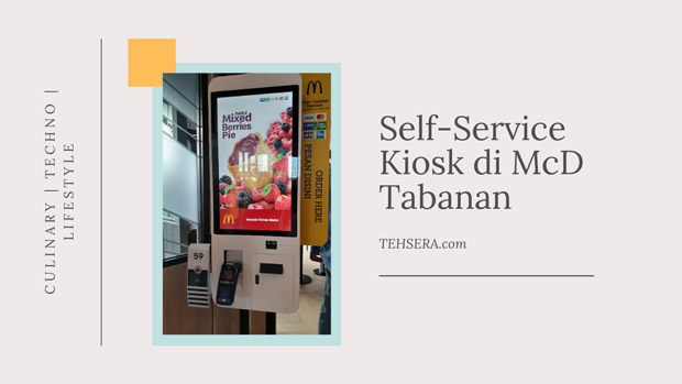 self service kiosk mcdonalds