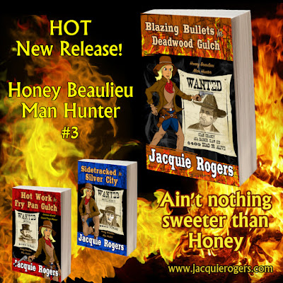 Honey Beaulieu - Man Hunter by Jacquie Rogers