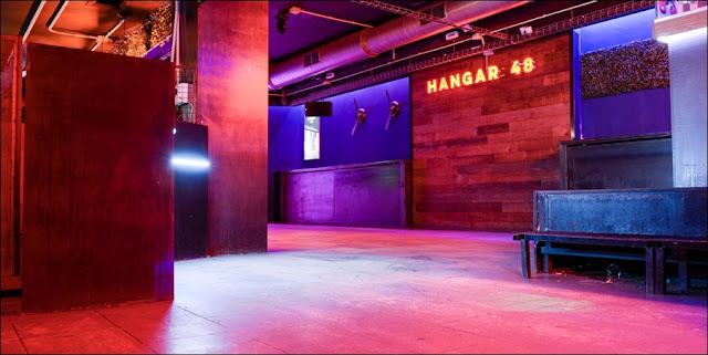 Reserva con Privateaser en Hangar 48