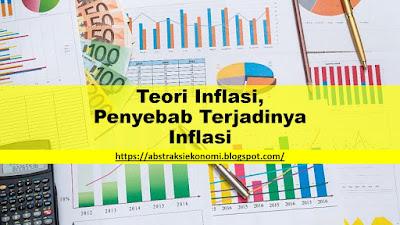 Teori Inflasi, Penyebab Terjadinya Inflasi