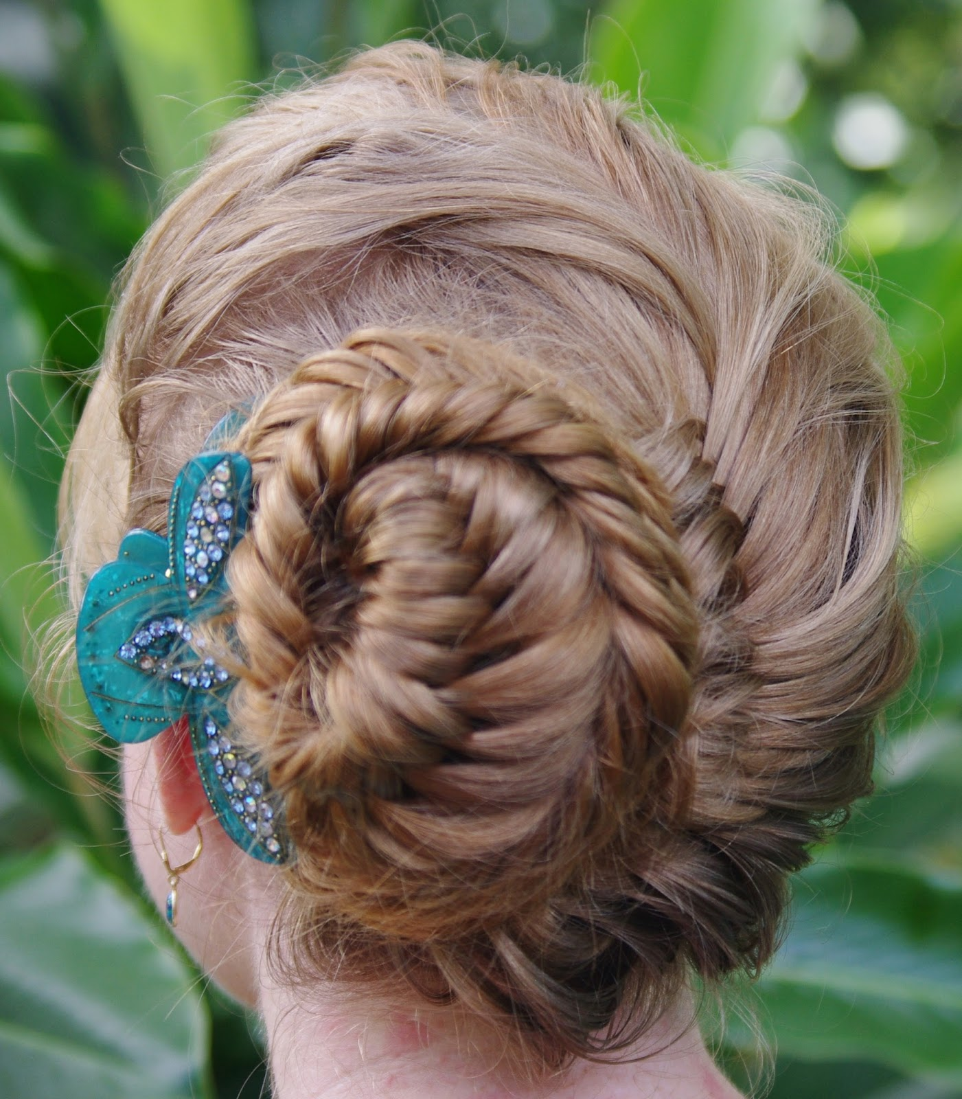 Fishtail Braid Hairstyles: Braids & Hairstyles For Super Long Hair: My Look For Today