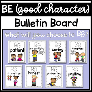 School counseling lesson plan Be a Leader TpT link for bulletin board