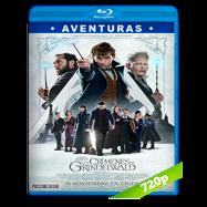 Animales fantásticos: Los crímenes de Grindelwald (2018) BRRip 720p Audio Dual Latino-Ingles
