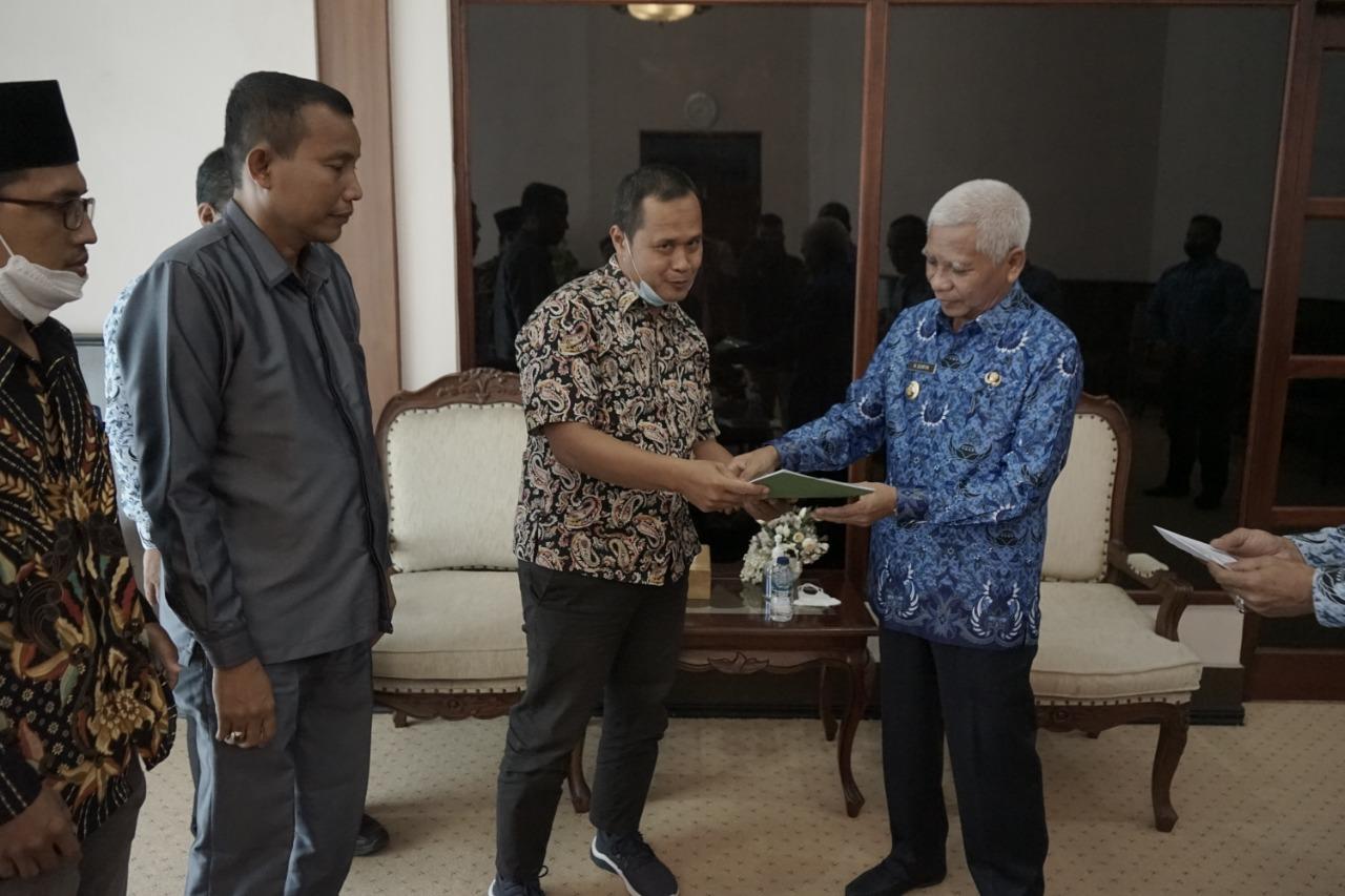 Bupati Minta KAHMI Turut Menyukseskan Program Pembangunan di Kabupaten Asahan