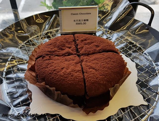 Chef K Pastry Malim Jaya Bakery Cakes