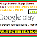 play store apps download for android mobiles latest version