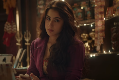 Kedarnath Movie Sara Ali Khan Pictures, Images, Sara Ali Khan Pictures, Looks from Kedarnath