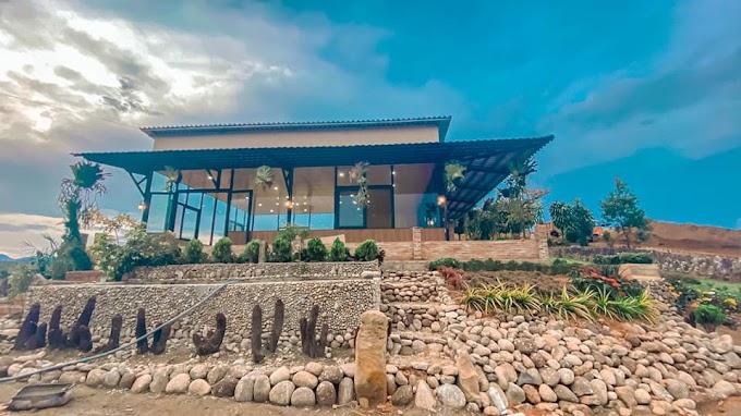 Villa nghỉ dưỡng bên đồi thông tại The Tropicana Garden Bảo Lâm 2
