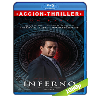 Inferno (2016) BRRip Full 1080p Audio Trial Latino-Castellano-Ingles 5.1