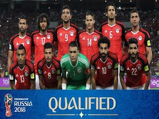 تعرف علي موعد مباراة مصر وأوروجواي القادمه في كأس العالم 15-6-2018 مواعيد مباريات مصر في كأس العالم