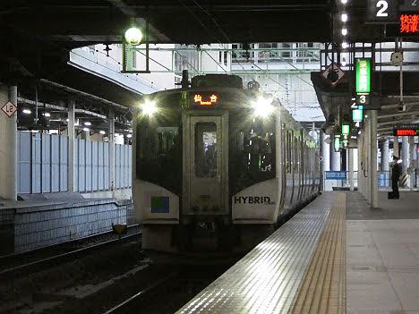 東北本線 仙台行き4 HB200形