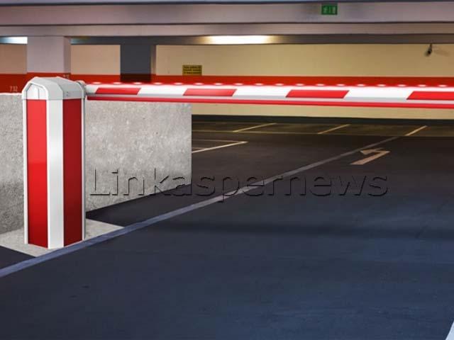 Cấu tạo và nguyên lý hoạt động của barrier tự động