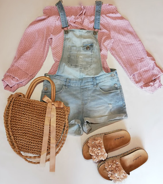 overall, denim, kombinezon, jumpsuit, playsuit, cute, fashion, idea, ootd, outfit of the day,