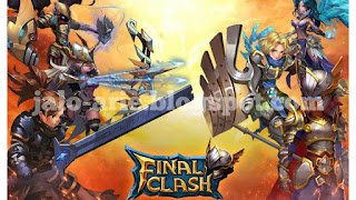 Final Clash 3D FANTASY MMORPG MOD APK Terbaru For Android