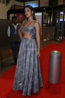 Rhea Chakraborty in a Sleeveless Deep neck Choli Dress Stunning Beauty at 64th Jio Filmfare Awards South ~  Exclusive 179.JPG