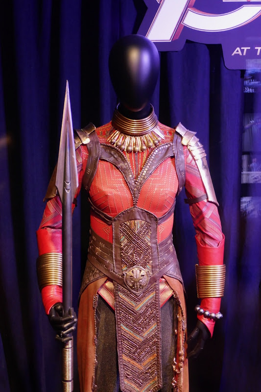 Avengers Endgame Okoye movie costume