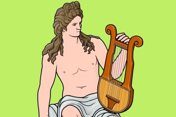 アポロンの竪琴