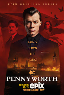 Pennyworth Temporada 2 capitulo 10