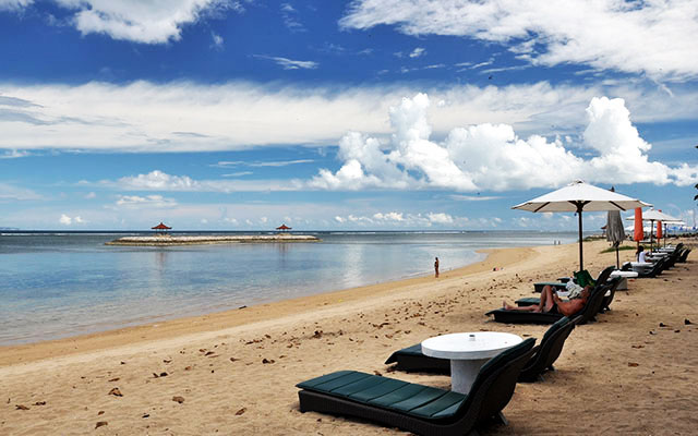 Wonderful Indonesia Sanur Beach Bali