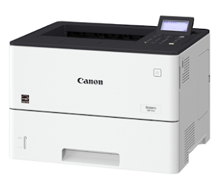 Canon Satera LBP312i ドライバ / Driver Download