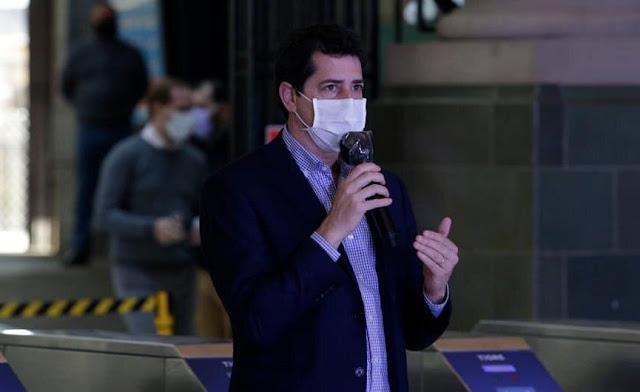 """Wado De Pedro recordó que Cambiemos """"le prestó 100 millones de dólares a una companía fundida"""""""