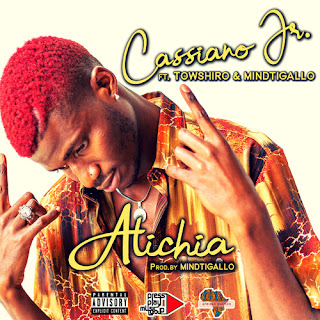 Cassiano Jr. - Alichia (feat.Towshiro & MindTigallo) [Prod.by MindTigallo]