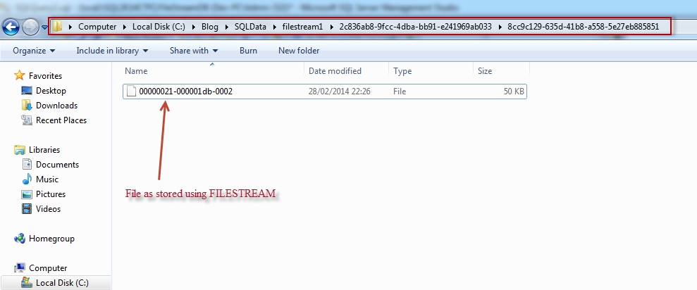 How to Import and Export Unstructured Data in SQL Server - FILESTREAM - Article on SQLNetHub