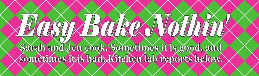 Easy Bake Nothin'