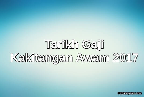 Gaji+2017
