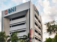 PT Bank Negara Indonesia (Persero) Tbk - Recruitment For Fresh Graduate BINA BNI Program BNI October 2018