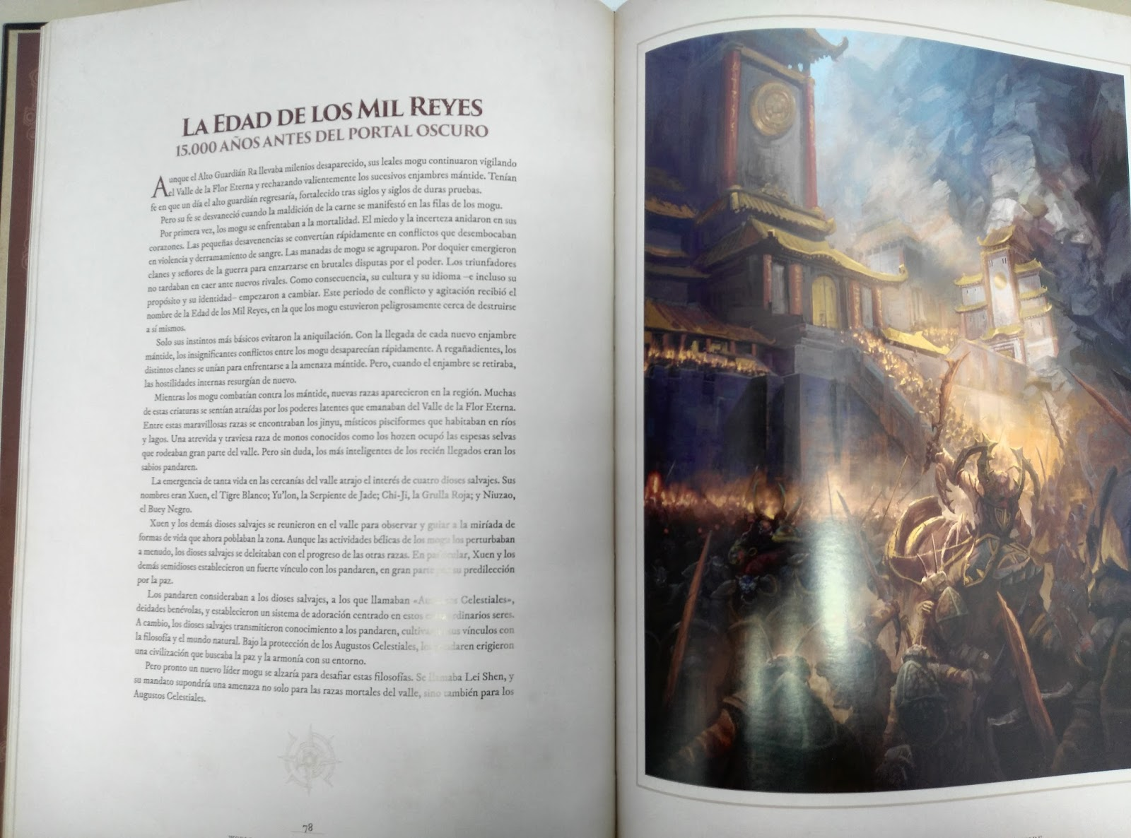 Libros De World Of Warcraft Reseña 215 World Of Warcraft Crónicas De Vv Aa