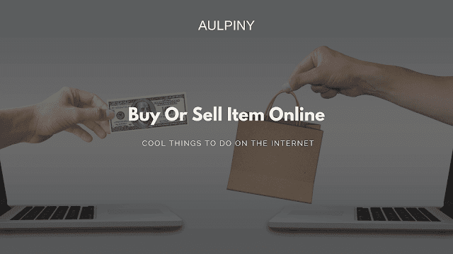 Buy Or Sell Item Online