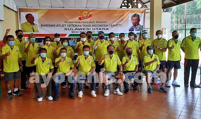 Theo Sambuaga Lantik Prof Dody Sumajouw Jadi Ketua Baveti Provinsi Sulawesi Utara