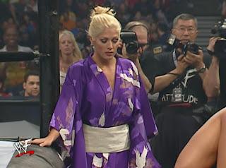 WWE / WWF Backlash 2002 - Torrie Wilson