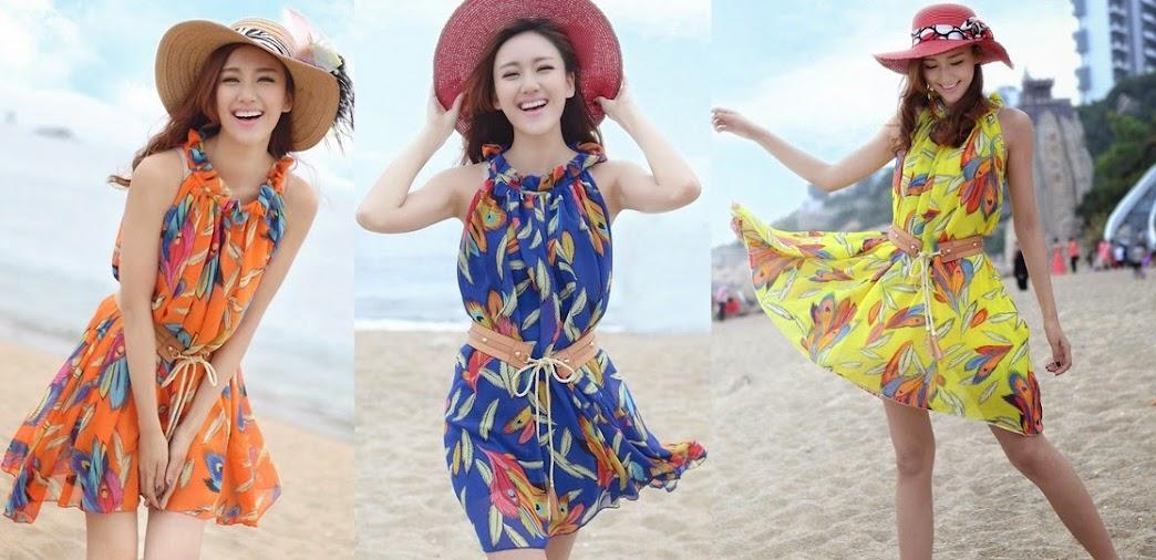 Đầm Maxi chào hè cháy hàng với phong cách nổi bật và gợi cảm - 5