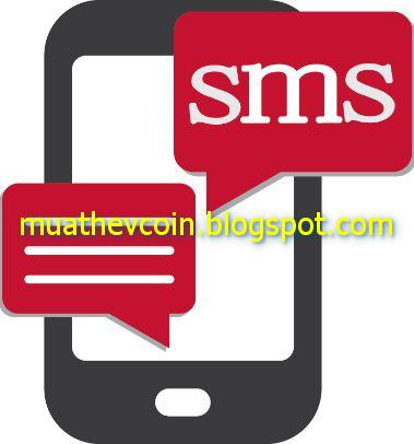 Mua thẻ vcoin giá rẻ bằng SMS -1