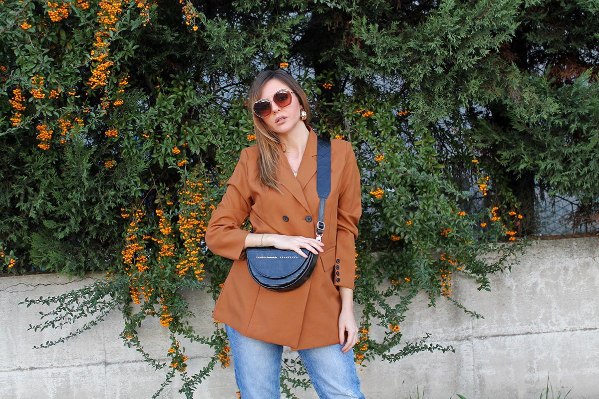 occhiali da sole Ana Hickmann blogger