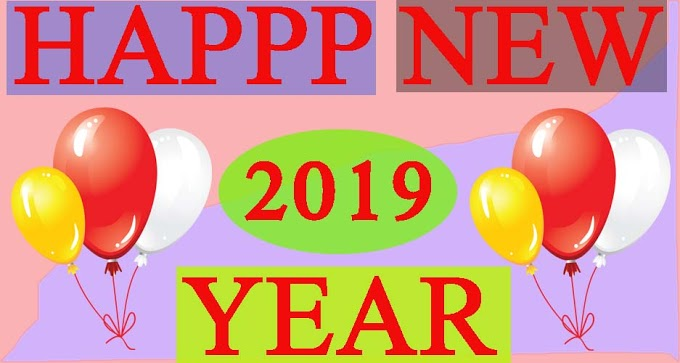 Happy New Year 2019 Wishes Quotes Sms
