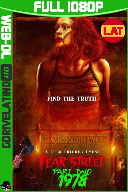 La Calle del Terror (Parte 2): 1978 (2021) NF WEB-DL 1080p Latino-Ingles MKV
